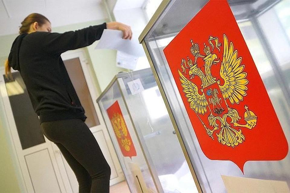 МВД России: на нынешних выборах не выявлено нарушений, способных повлиять на итоги голосования