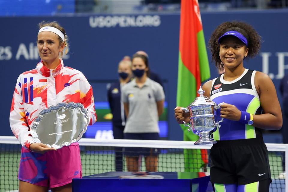 Азаренко сыграла в финале турнира «Большого шлема» впервые с 2013 года. Фото: wtatennis.com / Getty Images