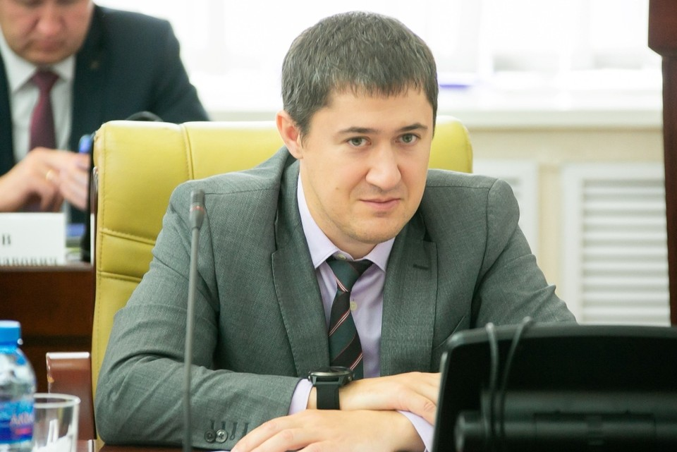 Дмитрий Махонин избавился от приставки врио. Фото: permkrai.ru