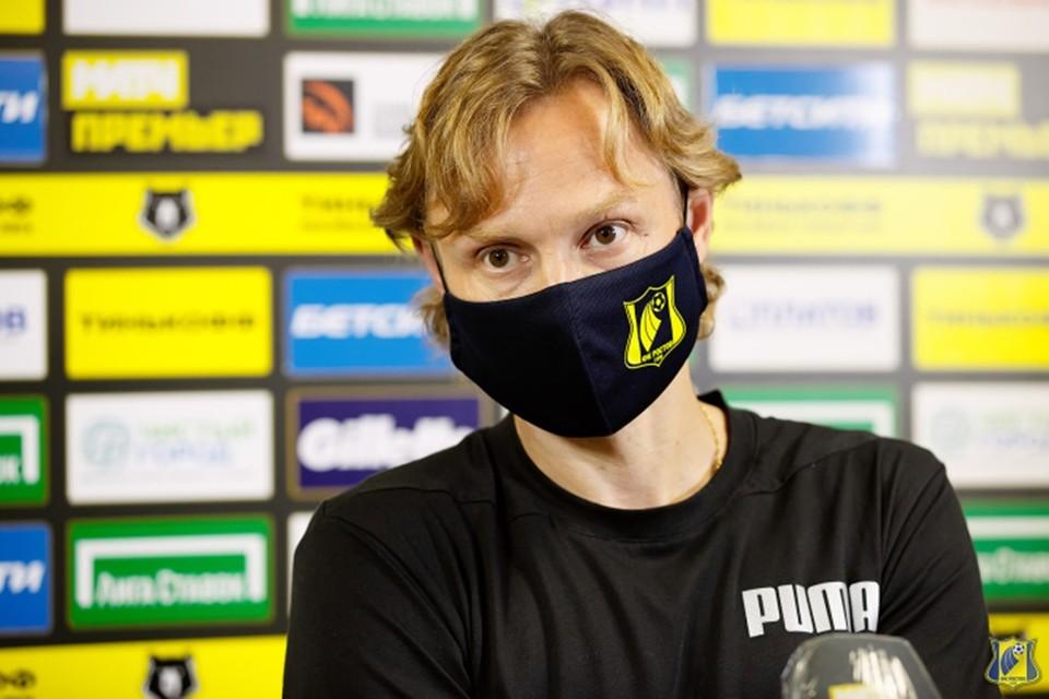 Карпин не стал скрывать, что ничья его не устроила. Фото: ФК «Ростов».