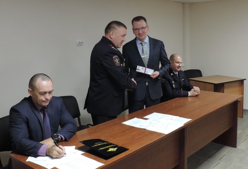 Фото пресс-службы МВД по Коми