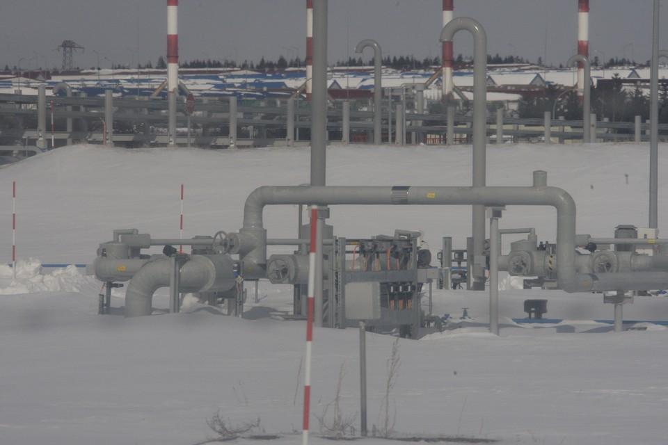На Украине произошел взрыв на качающем газ в Европу газопроводе