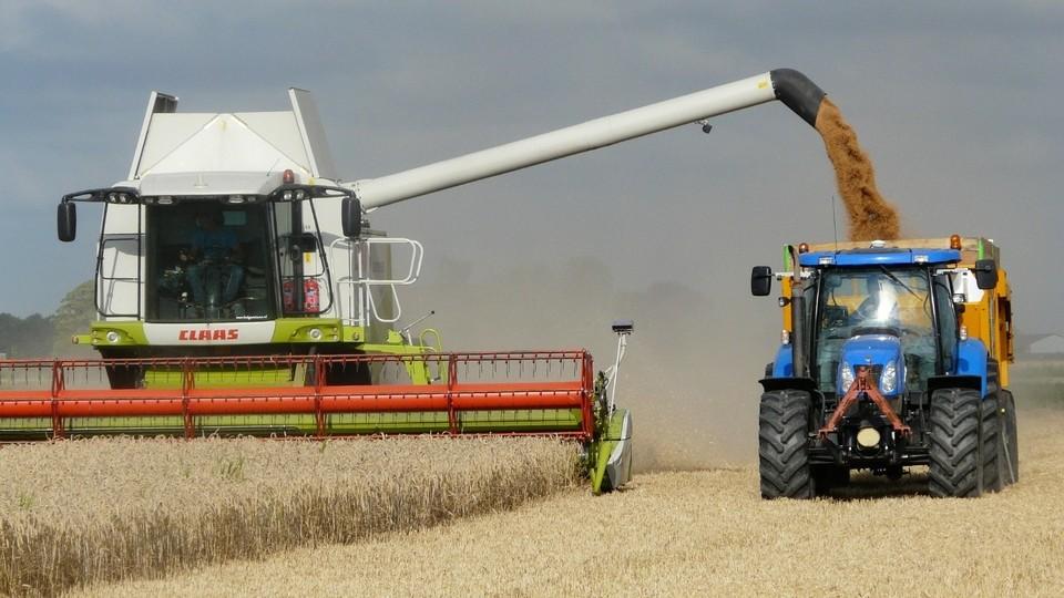 В Нижегородской области собрали 1,5 миллиона тонн зерна