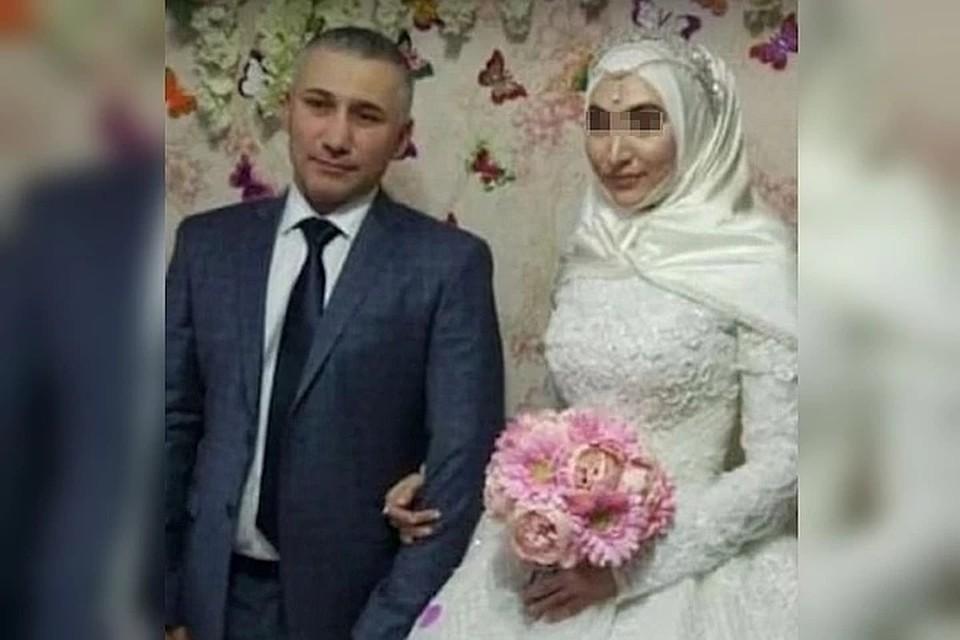 Фото со свадьбы Мадины и Муссы