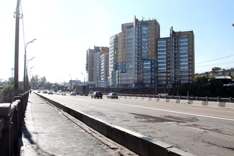 Из-за реконструкции проезд по путепроводу на Джамбула ограничат на восемь месяцев.