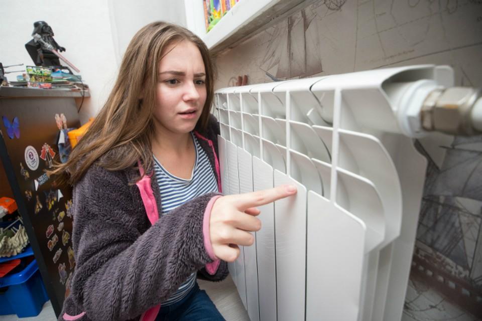 В ближайшее время тепло придет в детские сады и школы