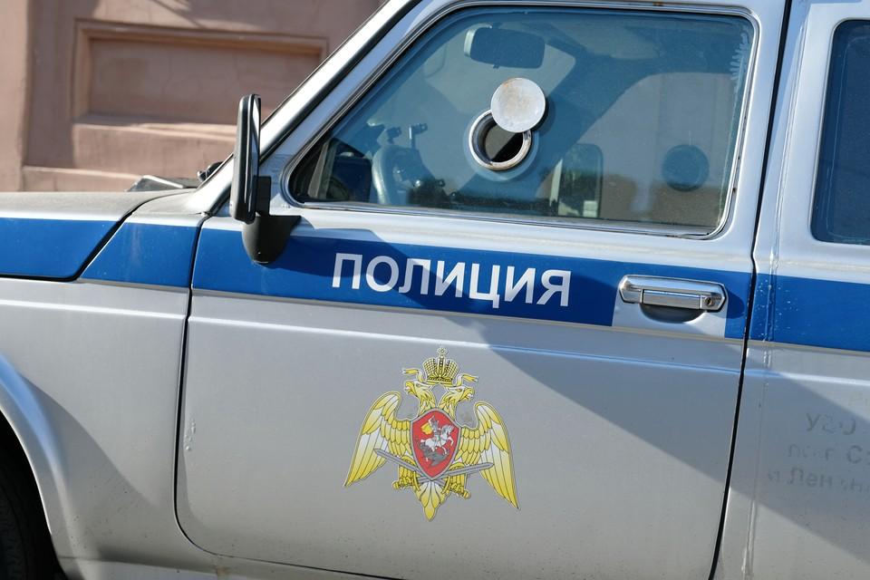 Полиция расследует ограбление магазина текстиля в Калининском районе Петербурга