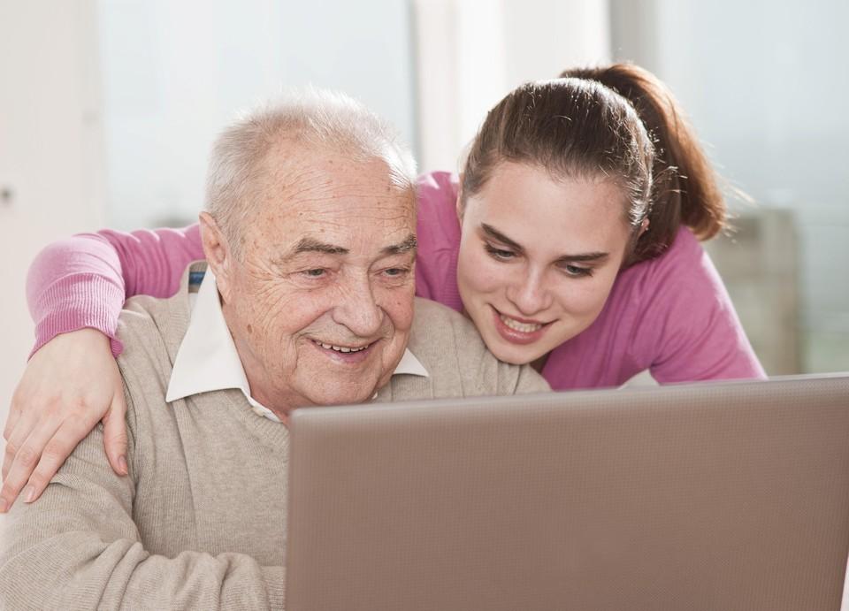 Старики хотели бы многое успеть, а времени на всё не хватает.