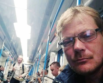 """Первый житель Молдовы, который испытывает вакцину от ковида в Москве: """"Я это делаю не за деньги - я человечество спасаю"""""""