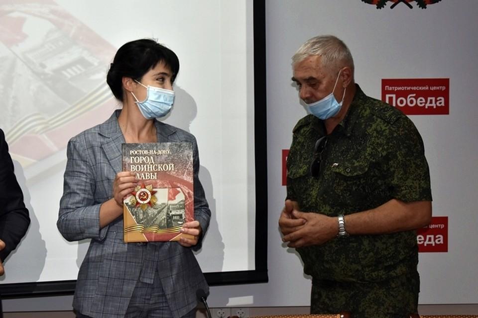 Яна Пилявская и Владимир Афанасенко.