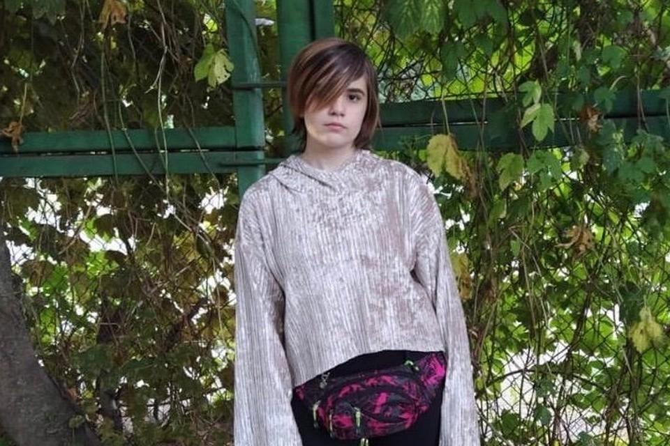 Элеонора пропала в краевой столице 10 сентября
