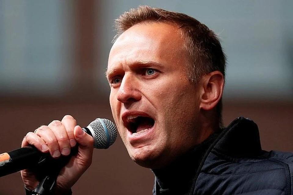 Пресс-служба Навального рассказала, откуда взялась «бутылка с Новичком»