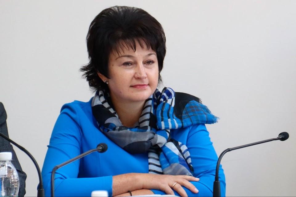 Ирина Долгова. Фото: пресс-службы правительства Алтайского края