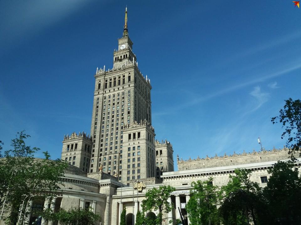 В Польше ждут туристов из Беларуси.