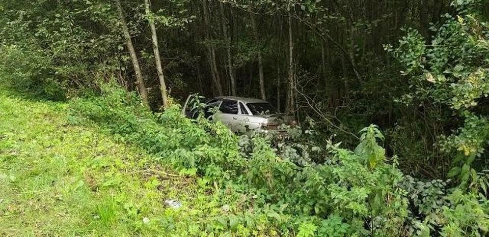 За сутки на Смоленщине произошли сразу две аварии