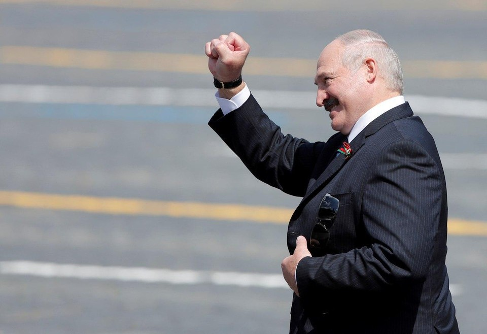 Лукашенко закрывает границы Беларуси с Украиной, Литвой и Польшей