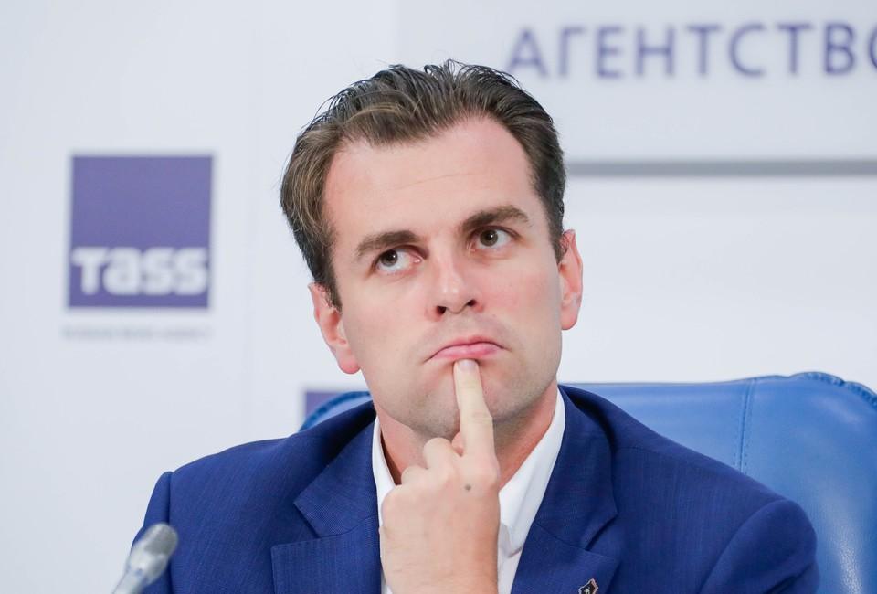 Евгений Савина. Фото: Михаил Метцель/ТАСС