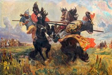 Куликовская битва: Мамай пошел на Москву, чтобы заставить русских заплатить дань Орде за 6 лет