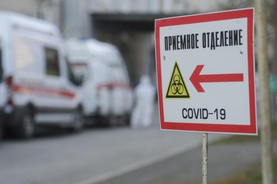 Какой кузбасских город лидирует по числу новых заболевших коронавирусом
