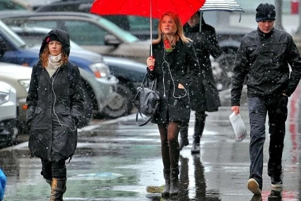 Погода вряд ли порадует в ближайшие дни жителей Башкирии