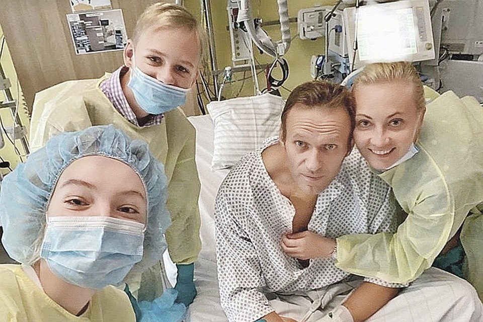 Величие А. А. Навального достигло уже неслыханных высот