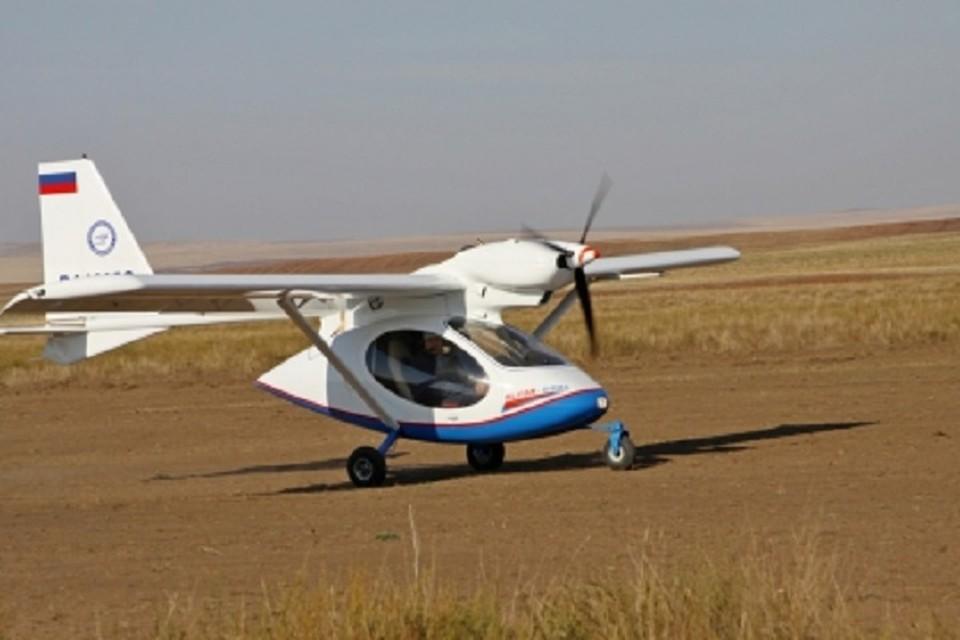 Речь идет о легковом самолете «Сигма». Фото: Уральское следственное управление на транспорте