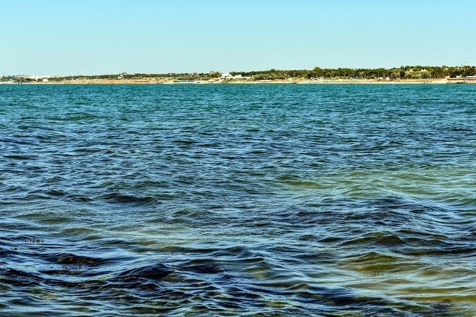 Самую низкую температуру морской воды фиксируют в Керченском проливе.