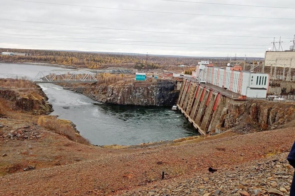 Самая северная в стране Усть-Хантайская ГЭС
