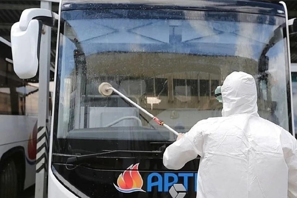 """После подтверждения коронавируса в """"Артеке"""" проводят дезинфекцию. Фото: МДЦ """"Артек"""""""