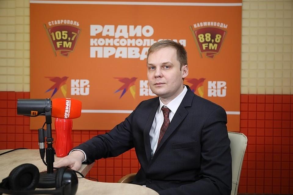 руководитель Ревматологического центра СККБ, кандидат медицинских наук Иван Щендригин