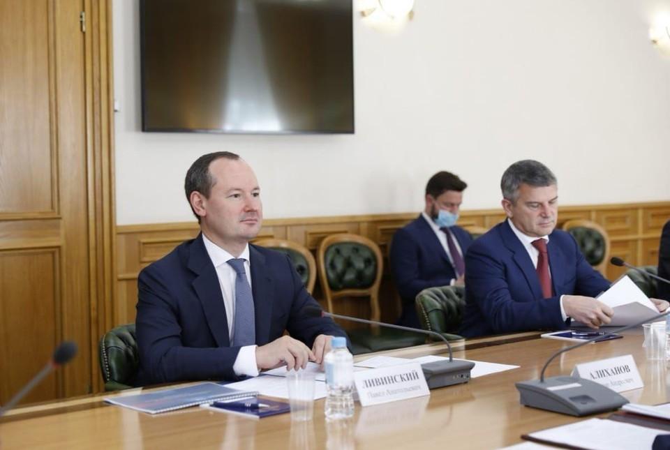 Павел Ливинский подчеркнул, что программа создаст необходимые условия для социального и экономического развития области на ближайшие 50-60 лет.