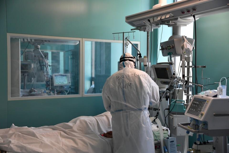 В Москве умерли 15 пациентов с COVID-19
