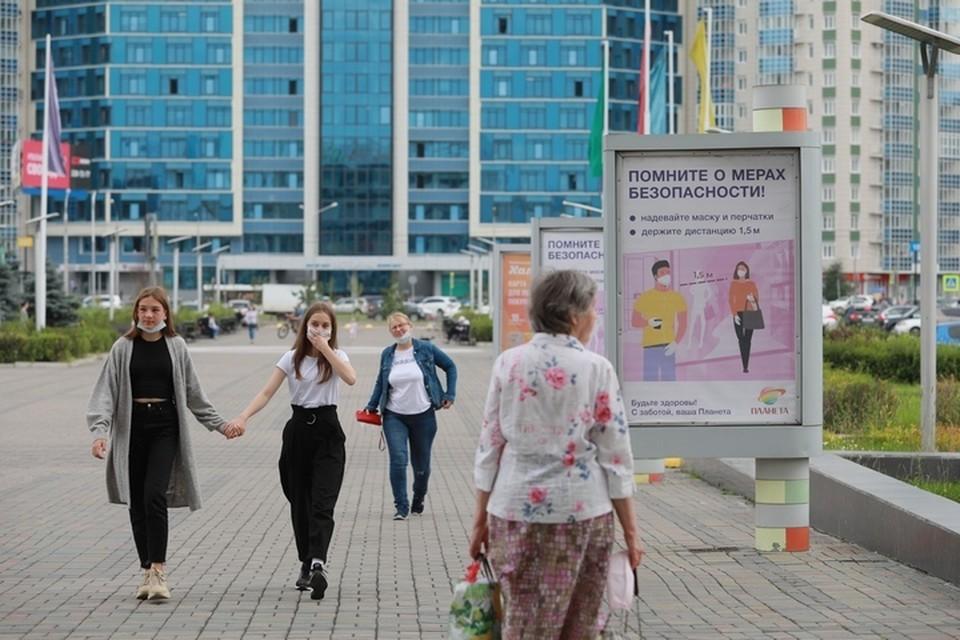 Коронавирус в Красноярске и крае, последние новости на 22 сентября 2020