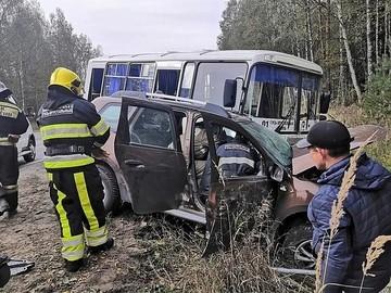 Видео ДТП, в котором погиб актер Дмитрий Жулин: появились кадры аварии во Владимирской области