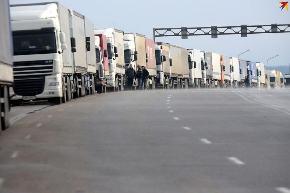 Некоторые перевозчики ищут альтернативные пути объезда территории Беларуси
