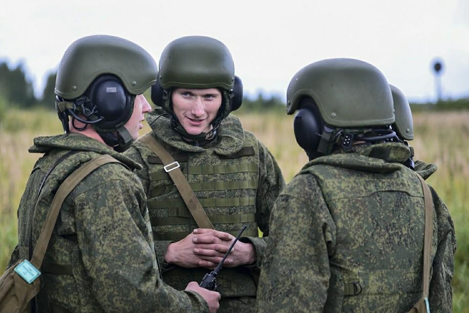 В Белоруссии началась активная фаза учений российских и белорусских десантников «Славянское братство — 2020»