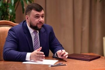 Прямая линия с Главой ДНР Денисом Пушилиным 22 сентября 2020: главные заявления руководителя государства
