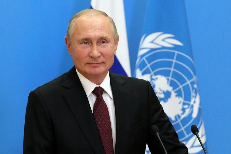 Путин заявил о необходимости сохранения вето пяти постоянных членов СБ ООН