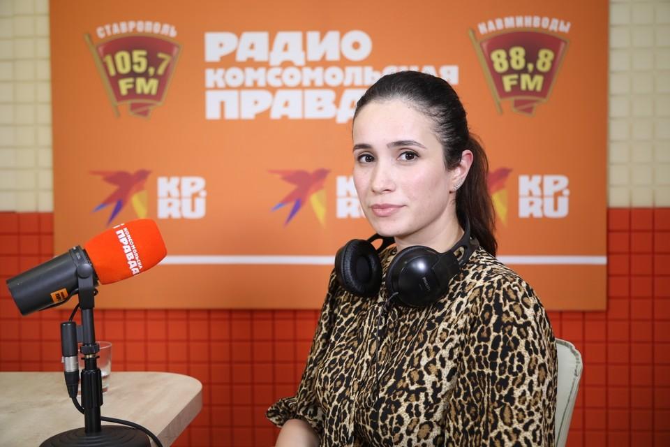Врач-кардиолог СККБ Фаина Лобжанидзе