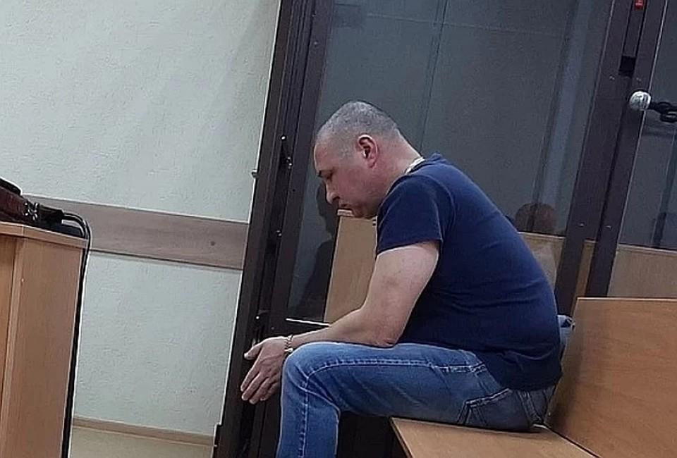 Ринат Ситдиков признал свою вину и раскаялся. Фото предоставлено Александром Сидоровым