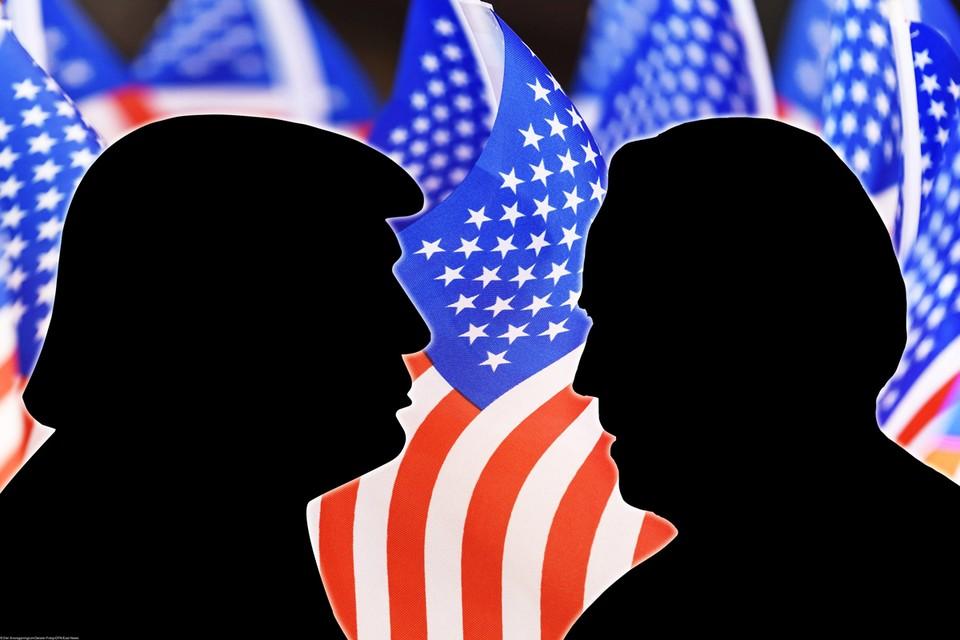 Трамп и Байден определились с темами первых теледебатов
