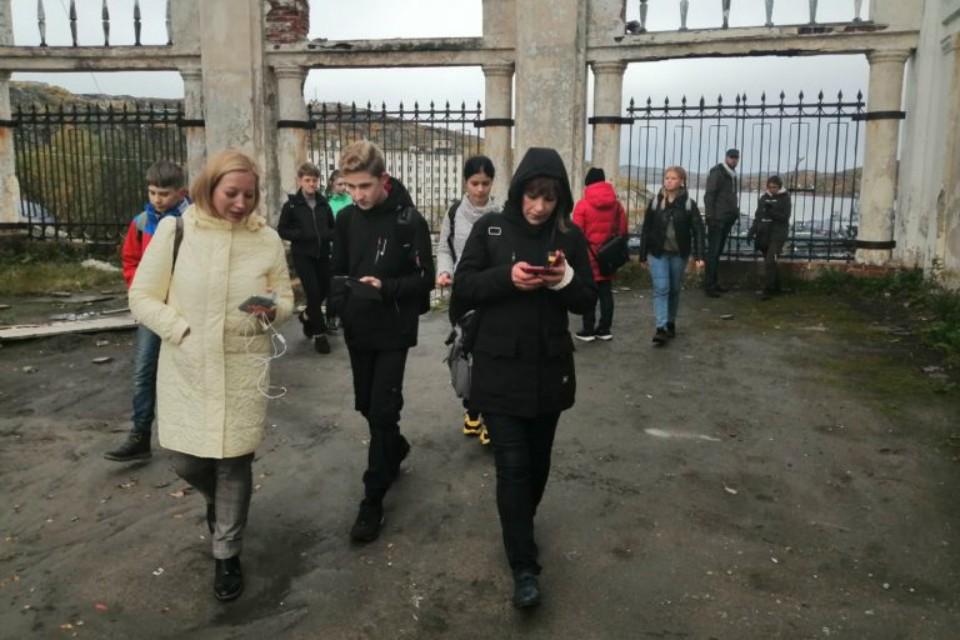 Первые слушатели уже оценили результаты проделанной работы. Фото: museum-polar.ru