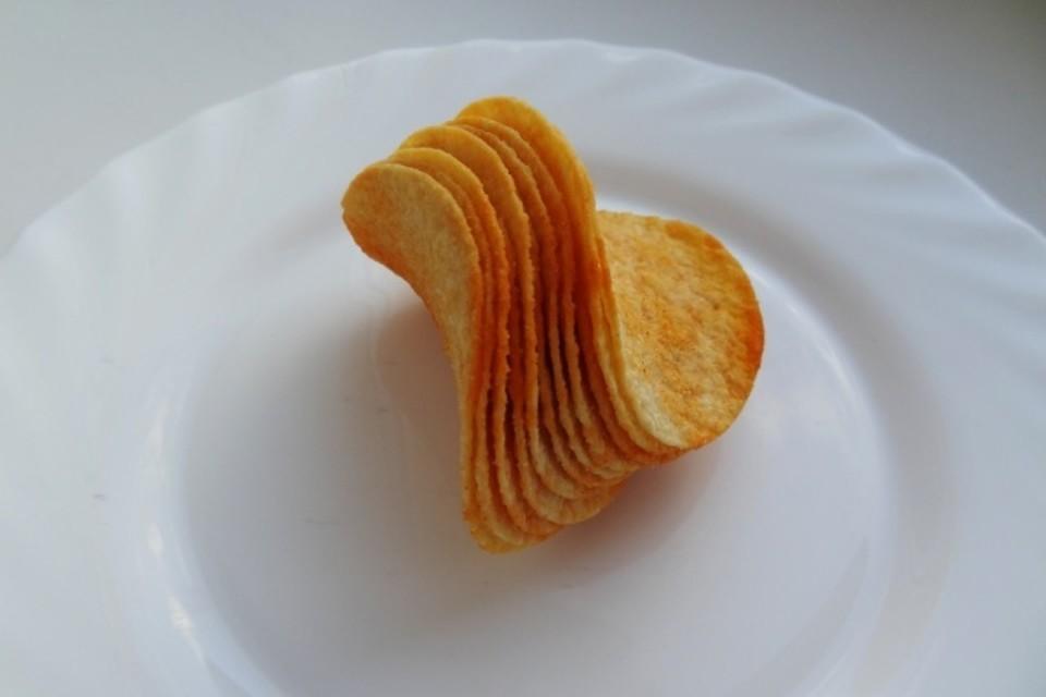 Девочка отказывалась от любой еды, кроме чипсов и тостов с маслом
