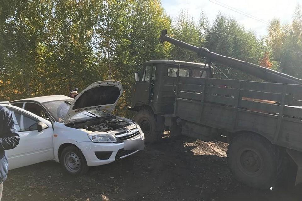С места аварии. Фото: прокуратура Татарстана
