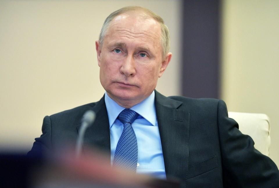 Путин прибыл на полигон Капустин Яр на военные учения «Кавказ-2020»