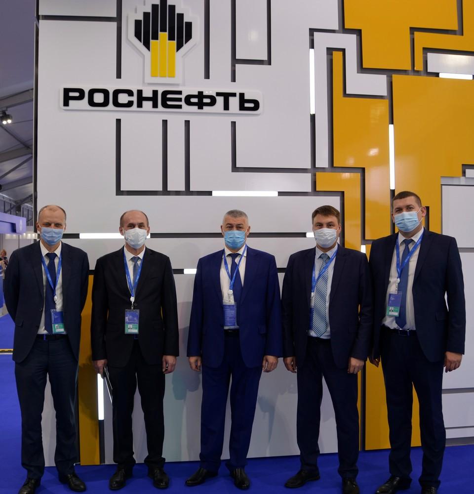 Тюменнефтегаз принял участие в ТНФ-2020. Фото: Тюменнефтегаз