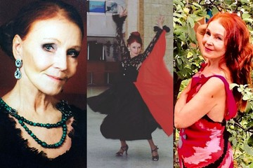 «Говорили — сумасшедшая»: сибирячка в 70 лет пошла на танцы, чтобы найти мужа