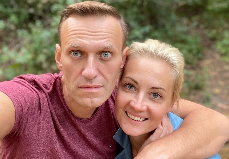 Алексей Навальный сказал «спасибо» медикам за подаренный ему шанс на спасение.