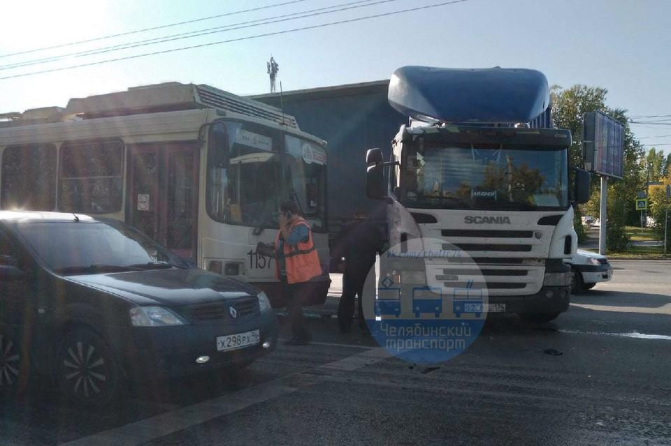 Фото: Челябинский транспорт/vk.com