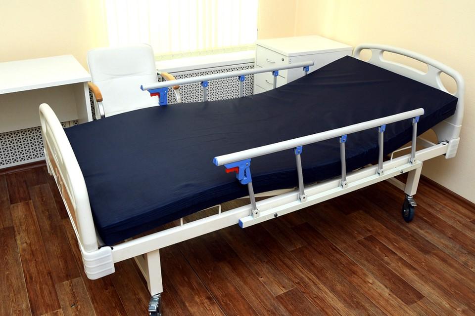 Первый в России аналог медицинских многофункциональных кроватей создали в Тверской области. Фото: ПТО.
